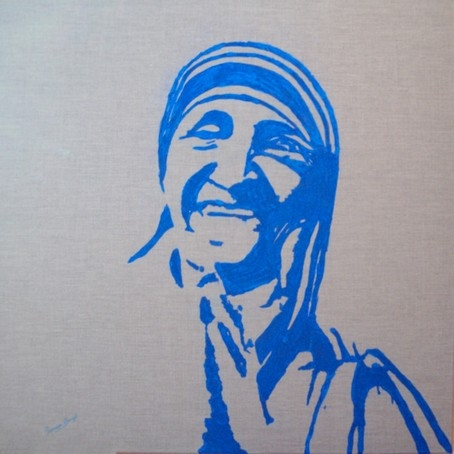 Mother Teresa por isangel